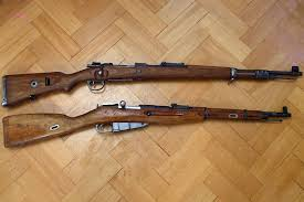 Mosin vs mauser